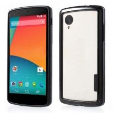 Bumper Nexus 5 Ultra-slim Backless - Negro  $ 18.721,46