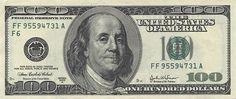 $100 Cash in my bag.