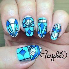 Instagram media by hoyobie #nail #nails #nailart
