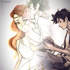 Leo and Calipso Leo Valdez, Solangelo, Percabeth, Leo And Calypso, Blood Of Olympus, Team Leo, Percy And Annabeth, Trials Of Apollo, Blue Food
