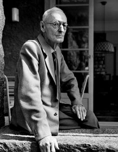 Herman Hesse -1961© Photo by Fred Stein