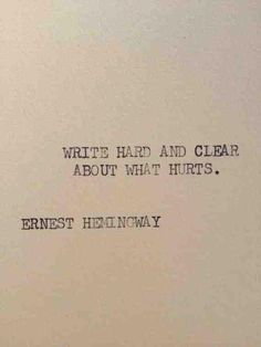 The world could not kill Ernest Hemingway, kids. Only Ernest Hemingway could kill Ernest Hemingway. Ernest Hemingway, Earnest Hemingway Quotes, Great Quotes, Quotes To Live By, Inspirational Quotes, Know Your Worth Quotes, The Words, Pretty Words, Beautiful Words