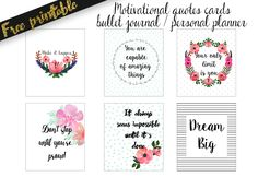 Bullet-journal-personal-planner-cards-free-printable.png (800×550)