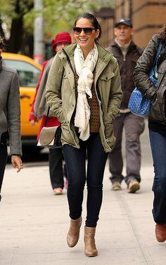 Olivia Munn: perfect colors