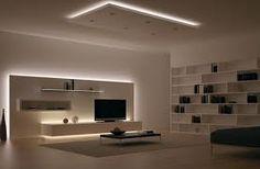 led-verlichting-woonkamer.jpg (400×300) | Flat | Pinterest | Tv ...