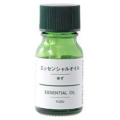Muji essential oil 10ml yuzu