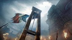 Assassins Creed Unity Guillotine