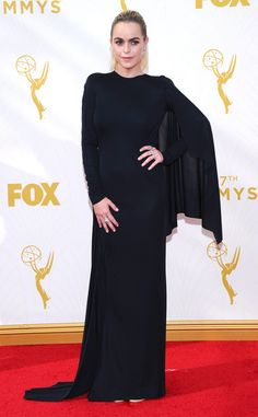 Taryn Manning from Worst Dressed at the 2015 Emmys | E! Online