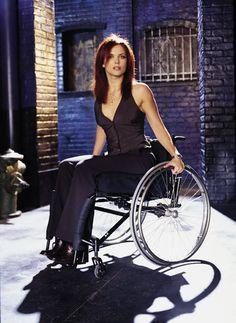 On est gâté aujourd'hui. deux belles du jour. « Daniel Raymond athlète en fauteuil roulant