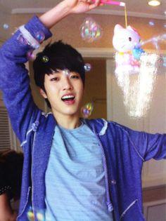 Cute Yeol~~