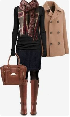 Adorable and beautiful winter outfits for work 2017 13 72dpi