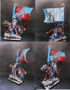 Warhammer Bretonian Realm Knight
