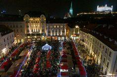CHRISTMAS MARKETS IN BRATISLAVA - WelcomeToBratislava | WelcomeToBratislava