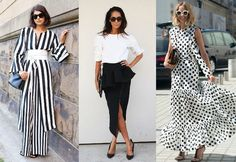 Black and white is the easiest (and most timeless) color pairing in fashion; here's how to wear it with style right now.