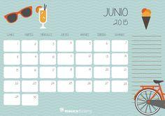 #calendario #junio 2015 @magicadisseny