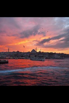 An İstanbul Evening