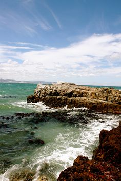 Our home - Hermanus, Western Cape Most Beautiful Beaches, Beautiful Places To Visit, Oh The Places You'll Go, Places To Travel, South Afrika, Vacation Checklist, Namibia, Out Of Africa, Beaches In The World