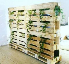 Ideas for Wooden Pallet Recycling