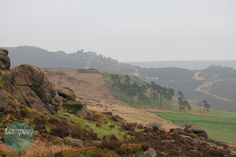 The Roaches to Lud's Church Peak District Hike
