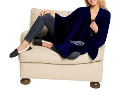 Silk Touch Tennessee Titans Wrap Throw
