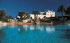 Masseria San Domenico Spa-Thalasso & Golf Resort Litoranea Savelletri di Fasano (Puglia), Italy-Adriatic Sea