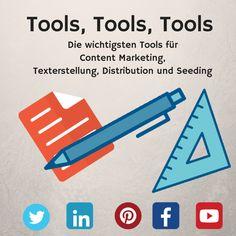 Die besten #Tools für #ContentMarketing, #PR und #SocialMedia #Toolparade