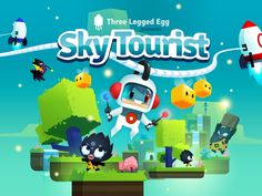 Play Peep : SkyTourist, iOS