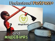 Need help figuring out how to understand Fastpass+ and Magic Bands? Here are some answers to commonly asked questions.