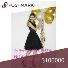 PARTY TIME!!!🎊🎊🎉🎉 Hey everyone!! I'm co hosting my 2nd posh party on November 7th at 7pst!!! Hope to see you all there!😁 please feel free to tag me in any potential host picks! 😉 Other