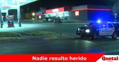 Policía responde a un robo a mano armada en tienda de conveniencia  Lee la nota completa: www.quetal.us/?p=4768