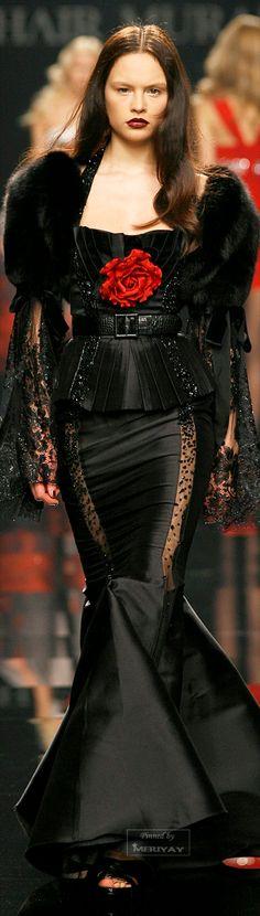 ~Zuhair Murad...Glamour Gown....