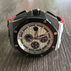 Audemars Piguet Timepiece in all its' glory #AP #AudemarsPiguet #Watches #LuxuryWatch