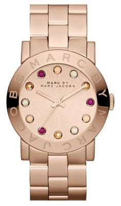 Marc by Marc Jacobs watch / On sale today: $50 OFF! http://rstyle.me/n/djx5vn2bn
