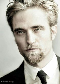 ~A Great Beautiful Enhanced Photo Of Robert Pattinson By @VerenaMcGregor Edits ~