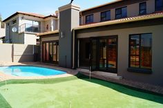 Loving Double storey home in Willowbrook Estate Electric Fencing, Cluster House, Built In Braai, Guard House, Golf Green, Storey Homes, Style Tile, Fire Safety, Real Estate Houses