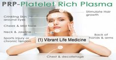 Platelet Rich Plasma (PRP) is an organic treatment where a portion of the patient's blood is processed and then injected to a specific area on the body. It is also rich in growth factors that can be beneficial in acne scarring, skin rejuvenation, vaginal rejuvenation for urinary incontinence and the O-shot, wound healing, joint regeneration and to potentially promote hair survival and growth.