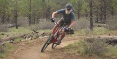 Life Lessons from Mountain Biking:  Growing Up vs. Growing Old.