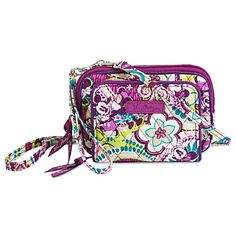 Another perfect little guy that I really wish for!! Plums Up Mickey Wristlet by Vera Bradley WANT THIS SO BADLY WOW