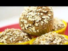 Muffin de crepioca: receita saborosa ajuda a manter a dieta - YouTube