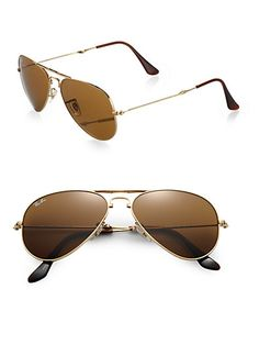 From Shop the Video: Inside Tamara Mellons Closet Ray-Ban folding aviator sunglasses, $195 #rayban #ray_ban #rayban_sunglasses ray ban sunglasses , ray ban outlet