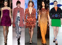 New York Fashion Week Fall 2015: The Best Shows From Days Five & Six. Best Looks #NYFW
