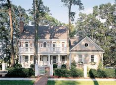 Stunner with Second Story Deck - 32496WP | Architectural Designs - House Plans