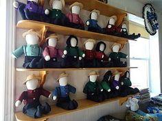 Amish Doll....