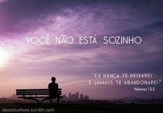 Deus+está+com+você!