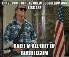 RIP Rowdy Roddy Piper. Awesome wrestler and turns out not a bad actor. Loved this line. | #lol #funny #humor