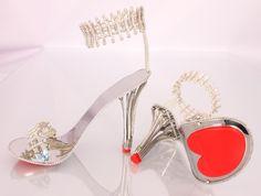 Beyonce-diamond shoes $312,000 The House of Borgezie