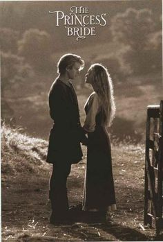 A wonderful poster of Buttercup and Westley from the classic love story movie The Princess Bride! Ships fast. 24x36 inches. Need Poster Mounts..? pw42466F