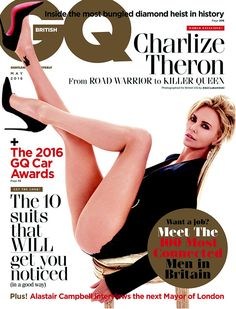 Beauty isn't everything. It's a fact Charlize Theron knows all too well. The actress has become k...