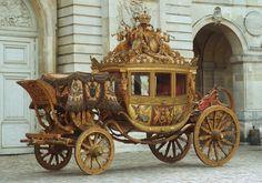 Carroza de coronación de Carlos X de Francia