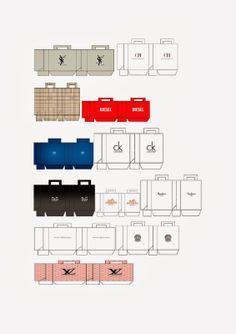 miniaturas para imprimir da barbie - Pesquisa Google
